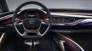 Opel Monza Concept : retour vers le futur