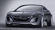 Tous les détails sur l'Opel Monza Concept