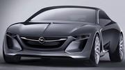 Opel Monza Concept : stylée et connectée