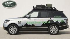 Range Rover Hybride et Range Rover Sport Hybride