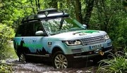 Range Rover lance le premier SUV hybride diesel