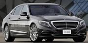 La Mercedes-Benz Classe S devient branchée