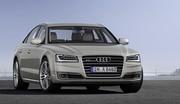 Audi A8 : une mise à jour
