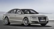 Audi A8 : Un nouveau regard sur l'A8