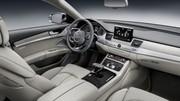Audi A8 2014 : un restylage pour contrer la nouvelle Mercedes Classe S