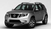 Le Dacia Duster devient Nissan Terrano en Inde