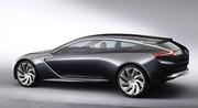 Le concept Opel Monza n'est pas un coupé