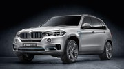 BMW X5 eDrive : La surprise pour le chef