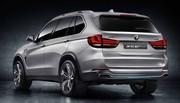 BMW Concept X5 eDrive : Le colosse se met à l'hybride !