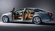 Jaguar XJ 2014 : le challenger devient oustider