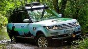 Range Rover hybride, le premier vrai tout-terrain hybride