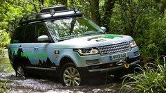 Range Rover s'offre une armoire électrique