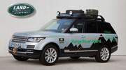 Range Rover et Range Rover Sport Hybride : lancement début 2014