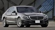 Mercedes S 500 Plug-in Hybrid : sobre limousine