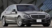 Mercedes S 500 Plug-In Hybrid : une limousine branchée à l'appétit d'oiseau