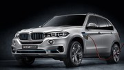 BMW X5 eDrive Concept : dans l'air du temps