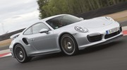 Essai Porsche 911 Coupe type 991 Turbo S 2013