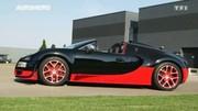Emission Automoto : spéciale Bugatti; Classe E AMG vs XFR-S; Range Rover Sport