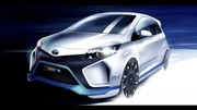 Le concept Hybrid-R de Toyota : une Yaris de 420 ch
