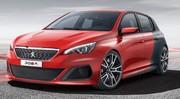 Peugeot 308 R : Elle ne manque pas d'R
