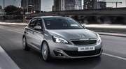 Nouvelle Peugeot 308 : le duel avec la Golf continue