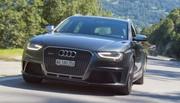 Essai Audi RS4 Avant B8 : digne de ses prédécesseurs ?
