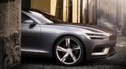 Volvo Concept Coupé : les premières images et le teaser vidéo