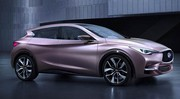 Infiniti Q30 Concept : le Qashqai premium