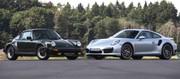 Essai Porsche 911 turbo : 40 ans pour dompter un fauve
