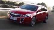 Opel Insignia OPC : Haut de gamme revisité