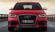 Prix Audi RS Q3 : Addition turbochargée