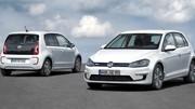 Volkswagen eGolf : la Nissan Leaf se sentira moins seule