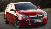 L'Opel Insignia OPC suit sa fratrie au Salon de Francfort