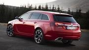 Opel Insignia OPC : intégralement sport