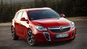 Opel: la nouvelle Insignia OPC à Francfort
