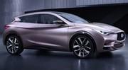 Infiniti Q30 Concept : la première photo officielle