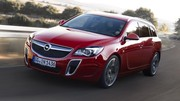 Opel Insignia OPC 2013 : évolutions en douceur