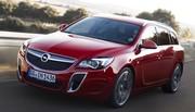 Opel Insignia restylée : nouveau plumage, même ramage