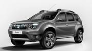 Dacia Duster restylée : Regard confiant