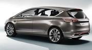 Ford S-Max Concept : Concrète, mais lointaine