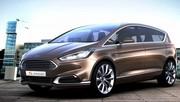 Ford S-Max Concept : La relève est assurée !