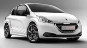Peugeot 208 Hybrid FE Concept : petit appétit et performances de GTi ?