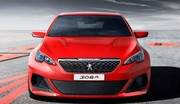 Peugeot 308 R Concept : des gènes sportifs