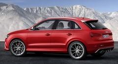 Audi Q3 RS pour... 61.400 €