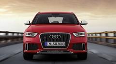 L'Audi RS Q3 est disponible en France