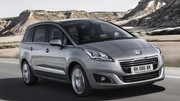Peugeot 5008 restylée : Chirurgie douce