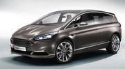 Ford S-Max Concept : Le monospace est bien vivant