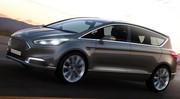 Ford S-Max Concept : en toute logique