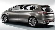 Ford S-Max Concept 2013 : le monospace mannequin de retour