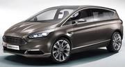 Ford S-Max Concept : techno-dynamique